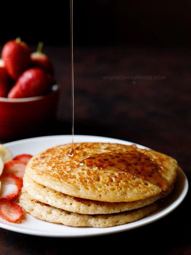 fluffy pancake recipe