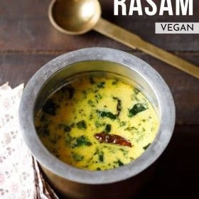 Coconut Milk Rasam