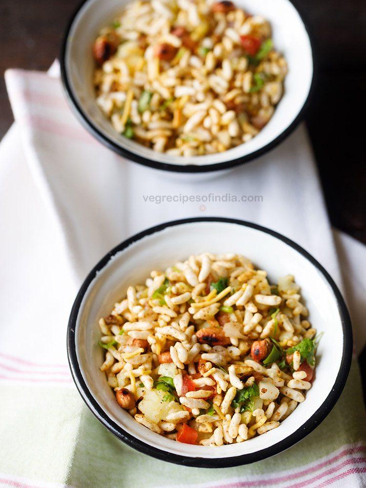 bengali jhal muri recipe