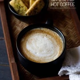 hot coffee recipe
