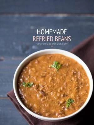 refried beans recipe
