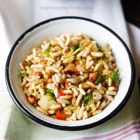 jhal muri recipe, kolkata style jhal muri recipe, bengali jhalmuri recipe