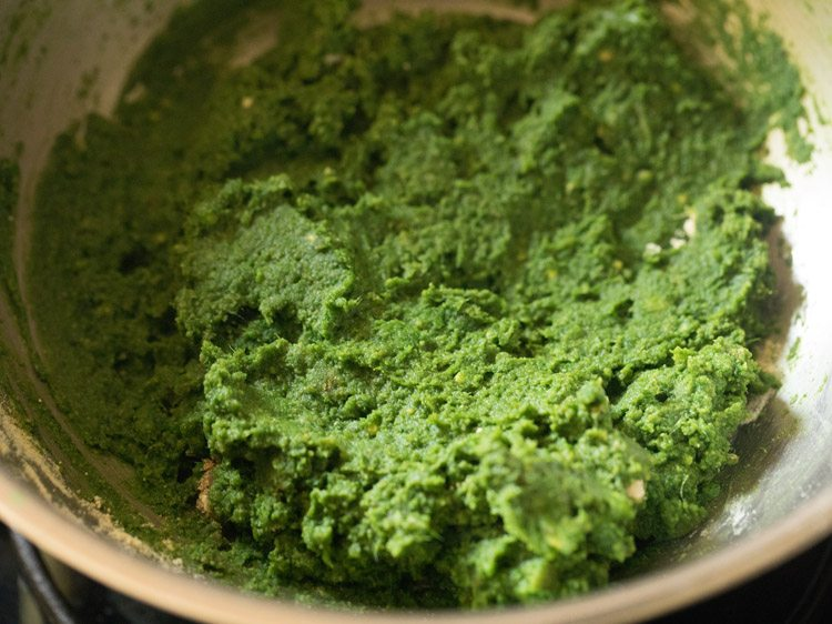 making palak kofta recipe
