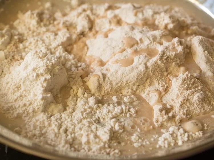 flour for making rumali roti recipe