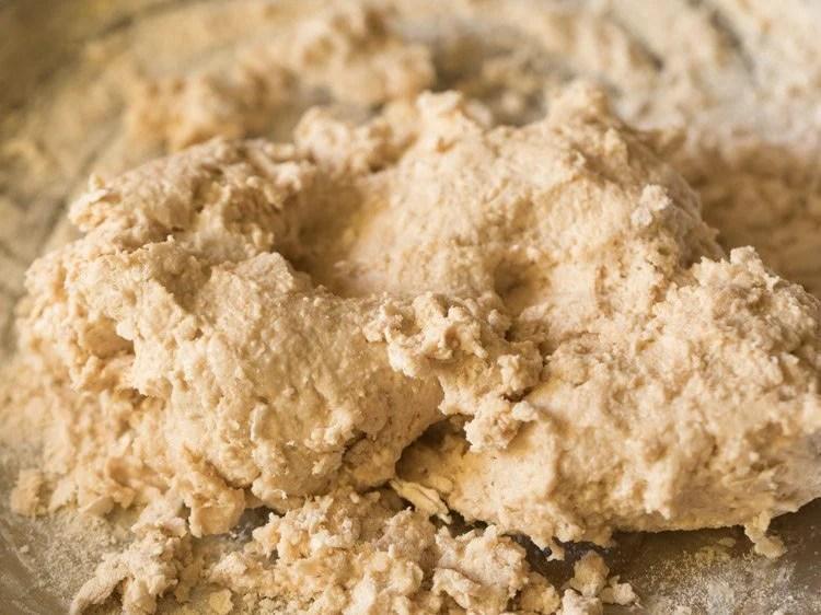 dough for making rumali roti recipe