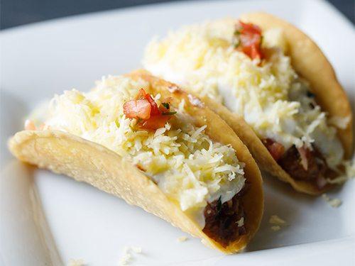 vegetarian taco recipe
