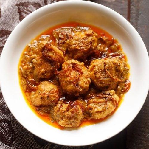 dum ki arbi recipe, awadhi style dum arbi recipe, arbi gravy recipe