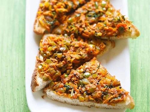 iyengar bakery style masala toast recipe