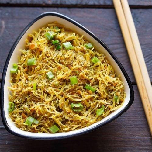 singapore noodles recipe, singapore mei fun recipe