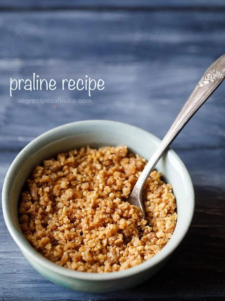 praline recipe