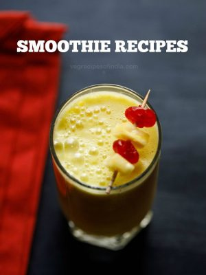 smoothie recipes, healthy smoothie recipes, easy fruit smoothie recipes