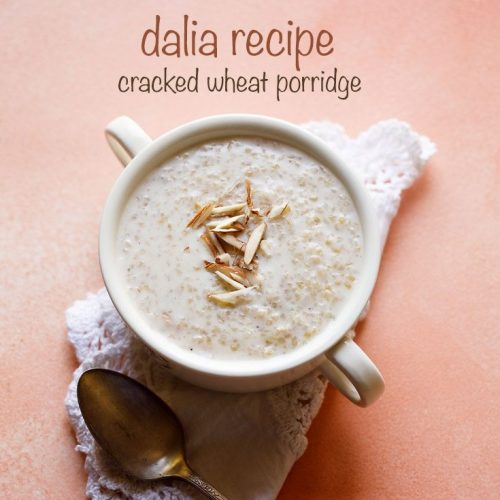 dalia recipe, sweet dalia recipe, sweet porridge recipe