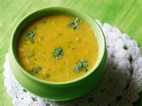mamidikaya pappu Andhra recipe