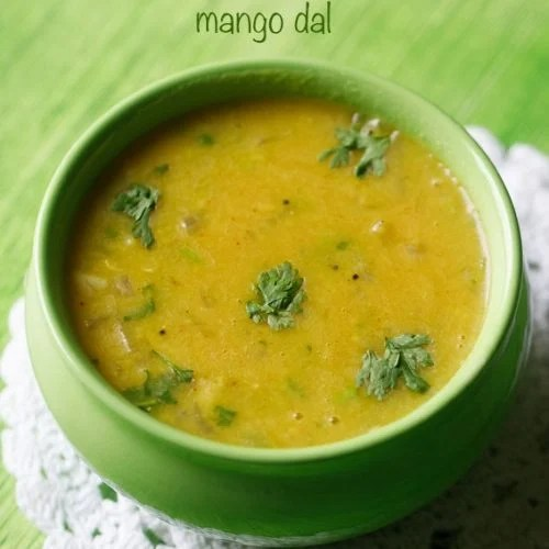mamidikaya pappu recipe, andhra pappu recipe, andhra mango dal recipe