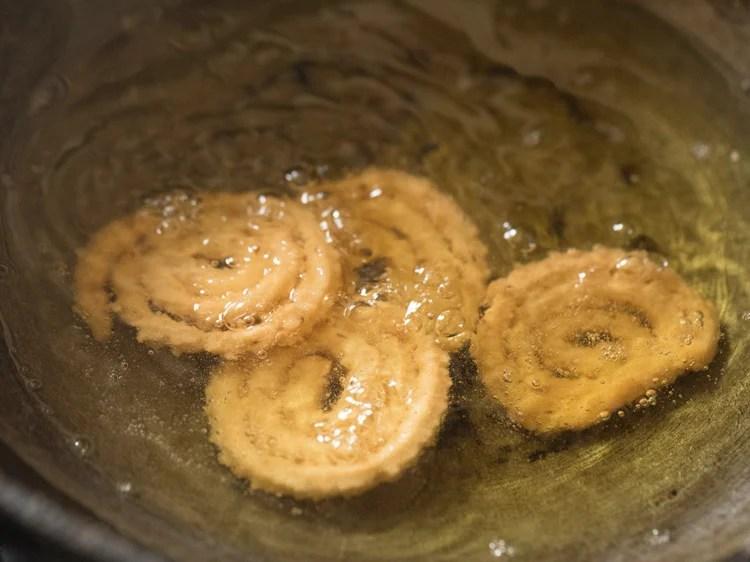 making murukku recipe