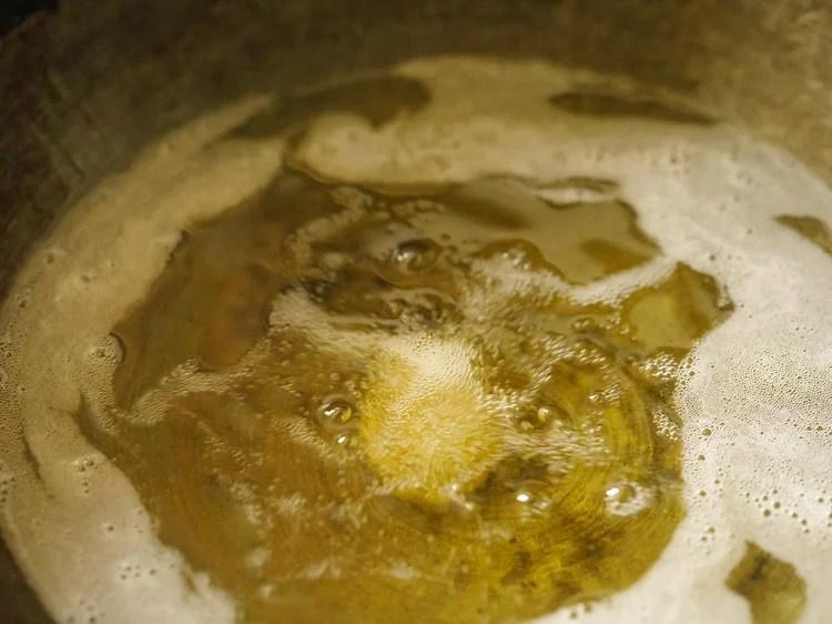 making bhakarwadi recipe, making bakarwadi recipe