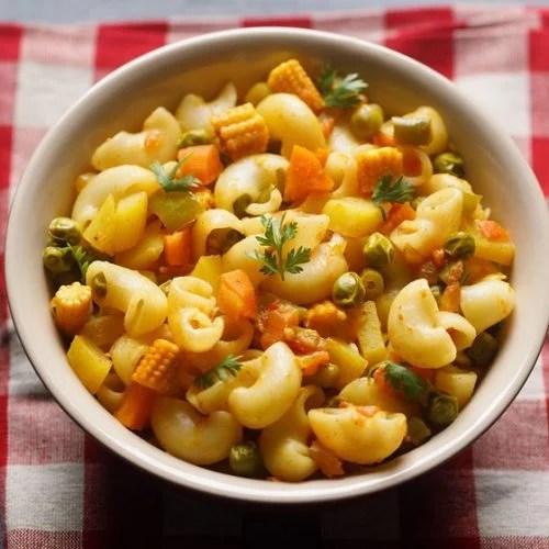 Macaroni Recipe Macaroni Pasta Dassana S Veg Recipes