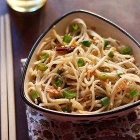 hakka noodles recipe