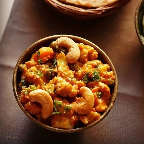 mix veg sabzi recipe