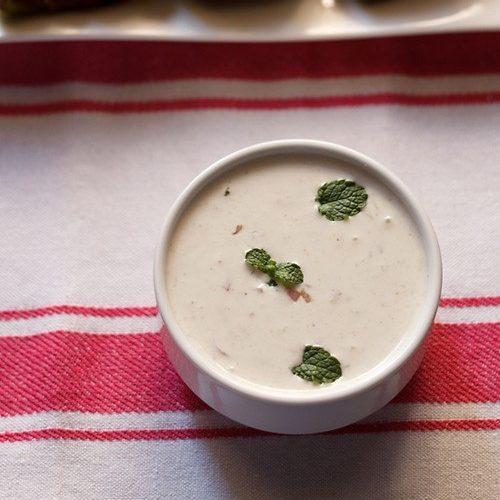 onion raita recipe, pyaaz ka raita recipe
