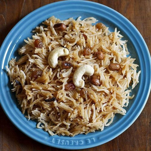 jaggery rice recipe