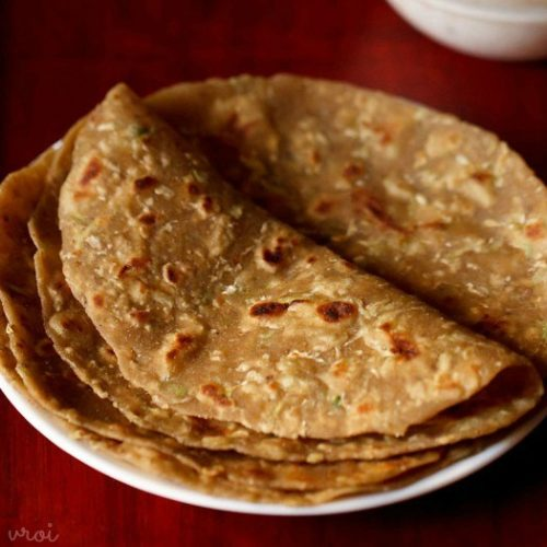 lauki paratha recipe, dudhi paratha