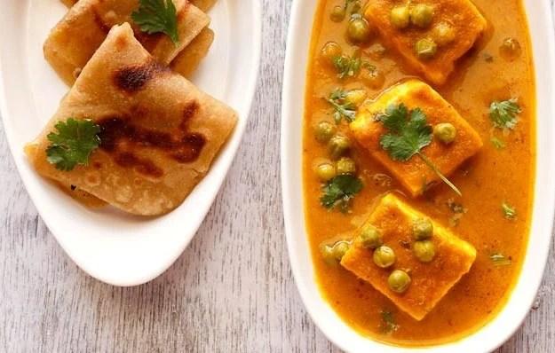 Matar Paneer, Easy Punjabi Mutter Paneer (2 Delicious Ways)