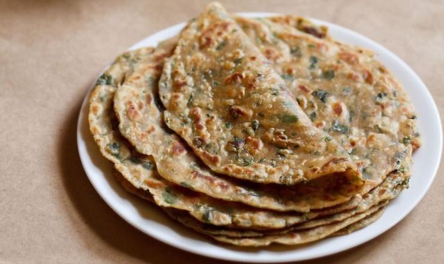 Methi Paratha   Healthy & Tasty Methi ka Paratha   Dassana's Veg Recipes