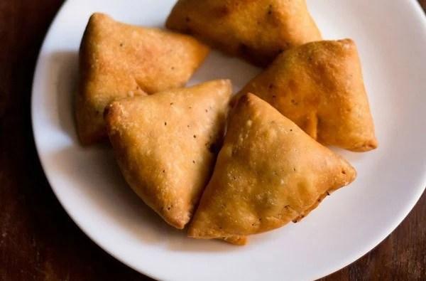 Best Samosa Recipe Authentic Punjabi Fried Samosa Step