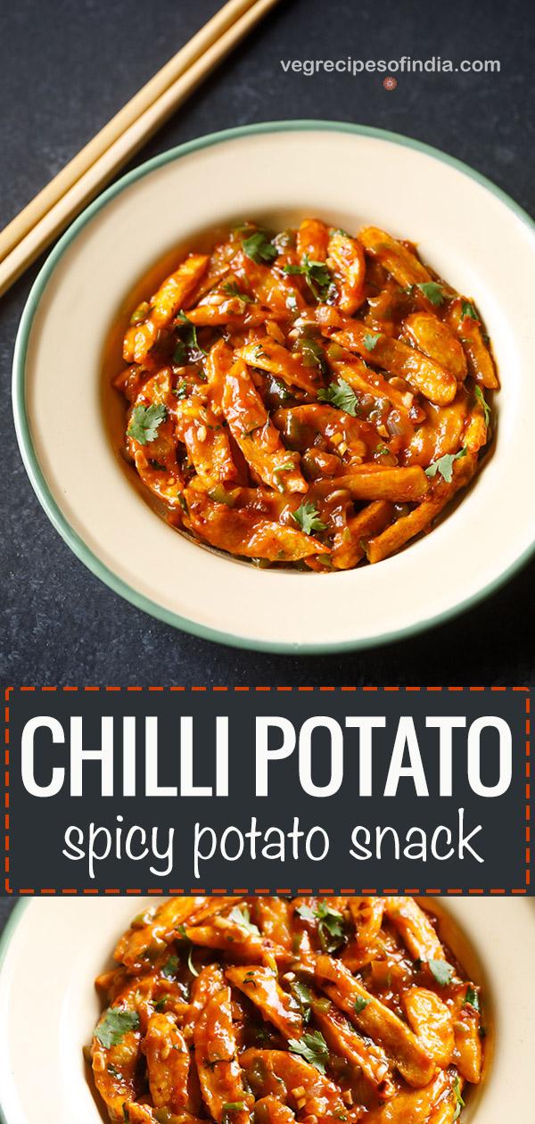chilli potato recipe