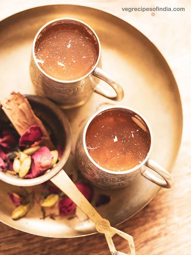 kahwa chai
