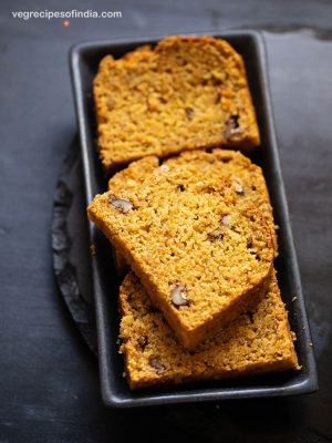 pumpkin bread | moist pumpkin bread | vegan pumpkin bread