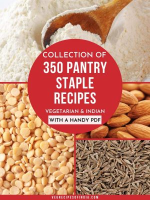 Indian Pantry Staple Recipes