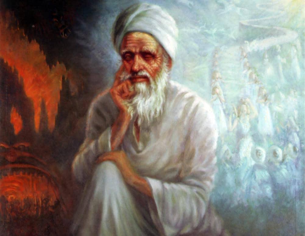 الشاعر ابو العلاء المعري abou alae ma3rri