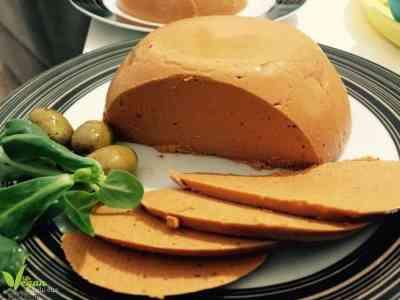 طريقة تحضير جبنة الشيدر النباتية