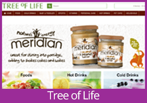 Tree of Life website