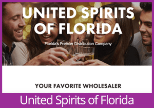 United Spirits of Florida website