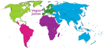 Vegus Juices delivery times
