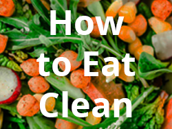 How to Eat Clean and Lose Weight