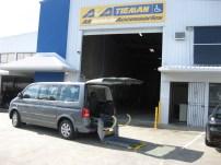 TD350L VW Multi Van 4