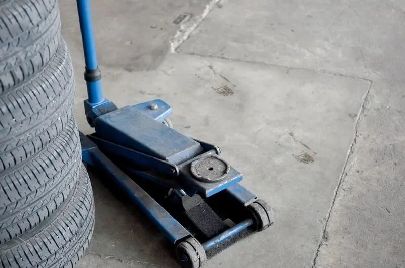 A Common Floor Jack Problem List Solutions