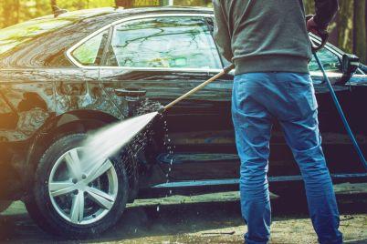 car pressure washers