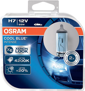 Recensione Osram Cool Blue Intense