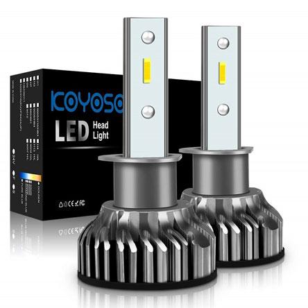 Lampada effetto xenon VS lampada LED