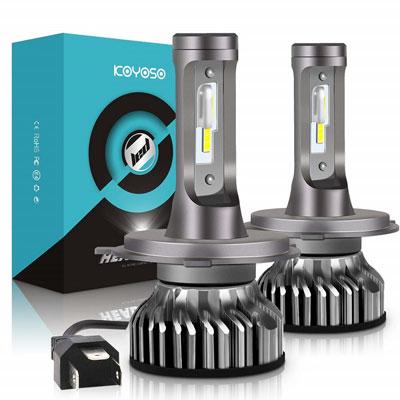migliori lampadine auto che fanno più luce