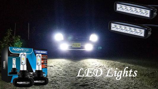 migliori marche lampadine LED per auto