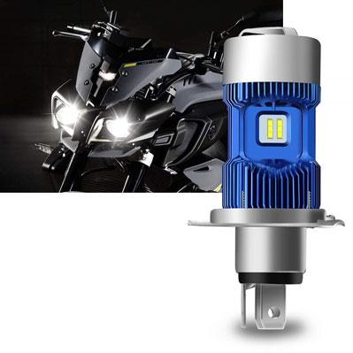 come scegliere le lampadine h4 moto