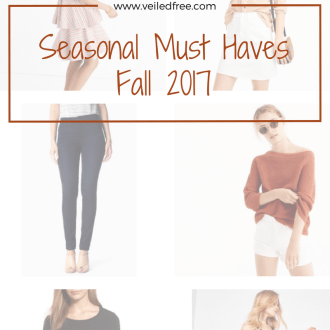 seasonal must haves