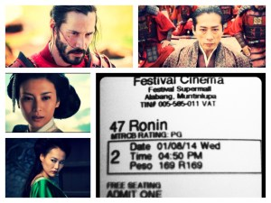 The Good, The Bad, The Ugly: 47 Ronin (2013) | veiledmusings com