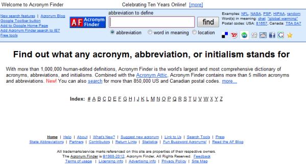 AcronymFinder_screenshot